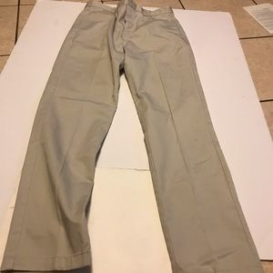 Brooks Brothers Khaki Boys Pants Size 16